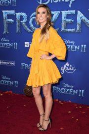 Audrina Patridge - 'Frozen 2' Premiere in Los Angeles