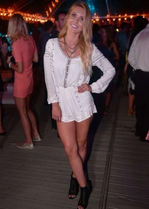 Audrina Patridge - Klique App Miami Launch Party in Miami Beach