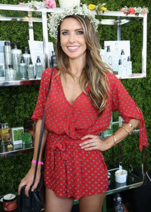 Audrina Patridge - SIMPLY Los Angeles Fashion + Beauty Conference in LA