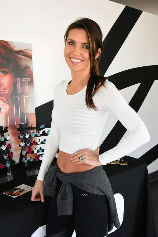 Audrina Patridge – Stackables Collection Launch in Beverly Hills