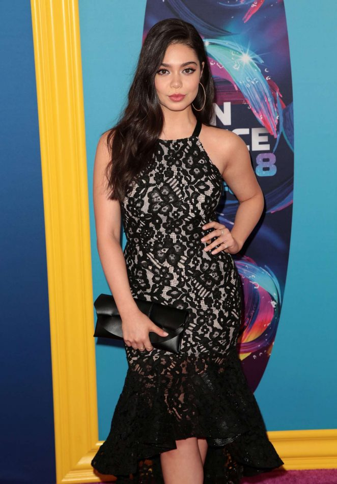 Auli'i Cravalho - 2018 Teen Choice Awards in Inglewood