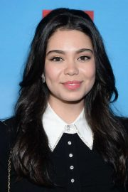 Auli'i Cravalho - 'All The Bright Places' special screening in Hollywood