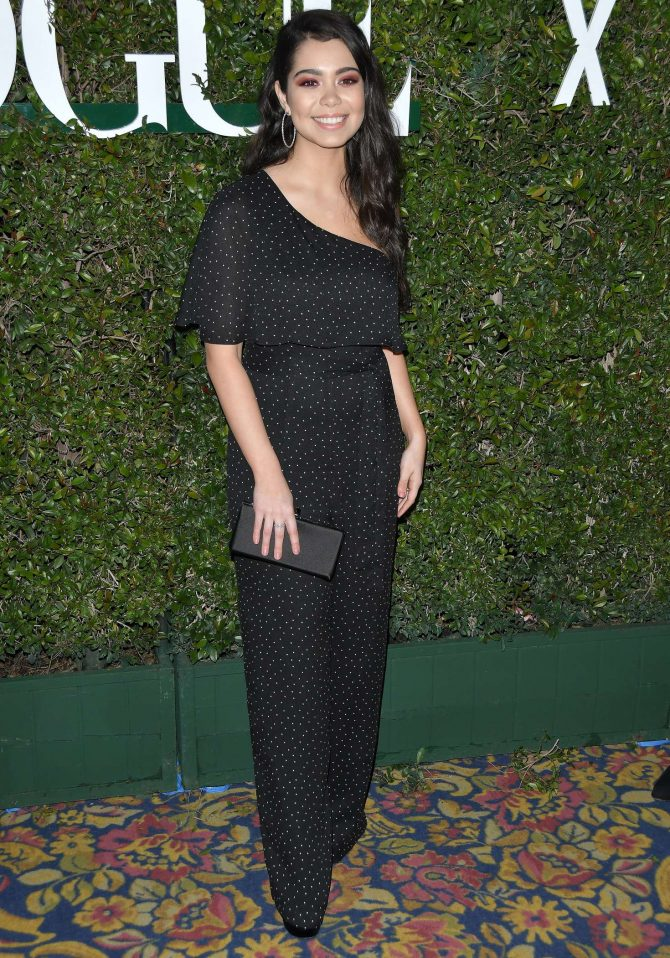 Auli'i Cravalho - Teen Vogue's 2019 Young Hollywood Party in LA