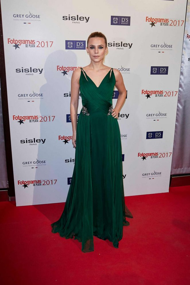 Aura Garrido - 2018 Fotogramas Awards in Madrid