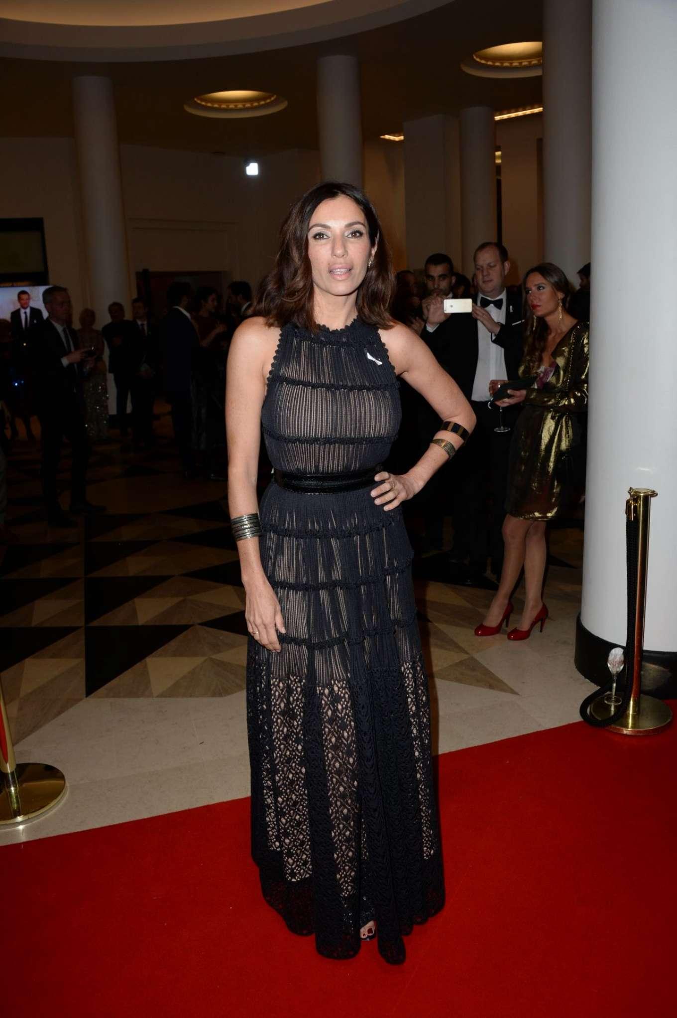 Aure Atika - 2018 Cesar Film Awards Ceremony in Paris