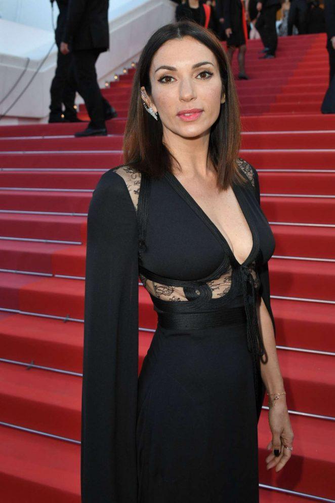 Aure Atika - Capharnaum Premiere At 2018 Cannes Film Festival