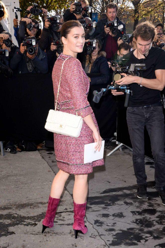 Aurelie Dupont – Chanel Fashion Show, Paris Fashion Week in Paris