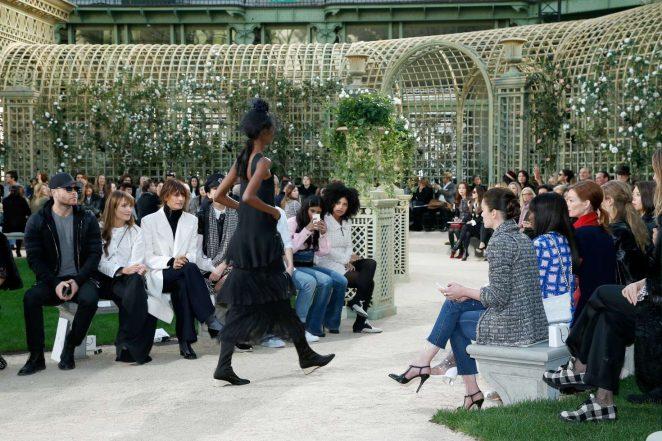 Aurelie Dupont 2018 : Aurelie Dupont: Chanel Haute Couture SS 2018 Show -01