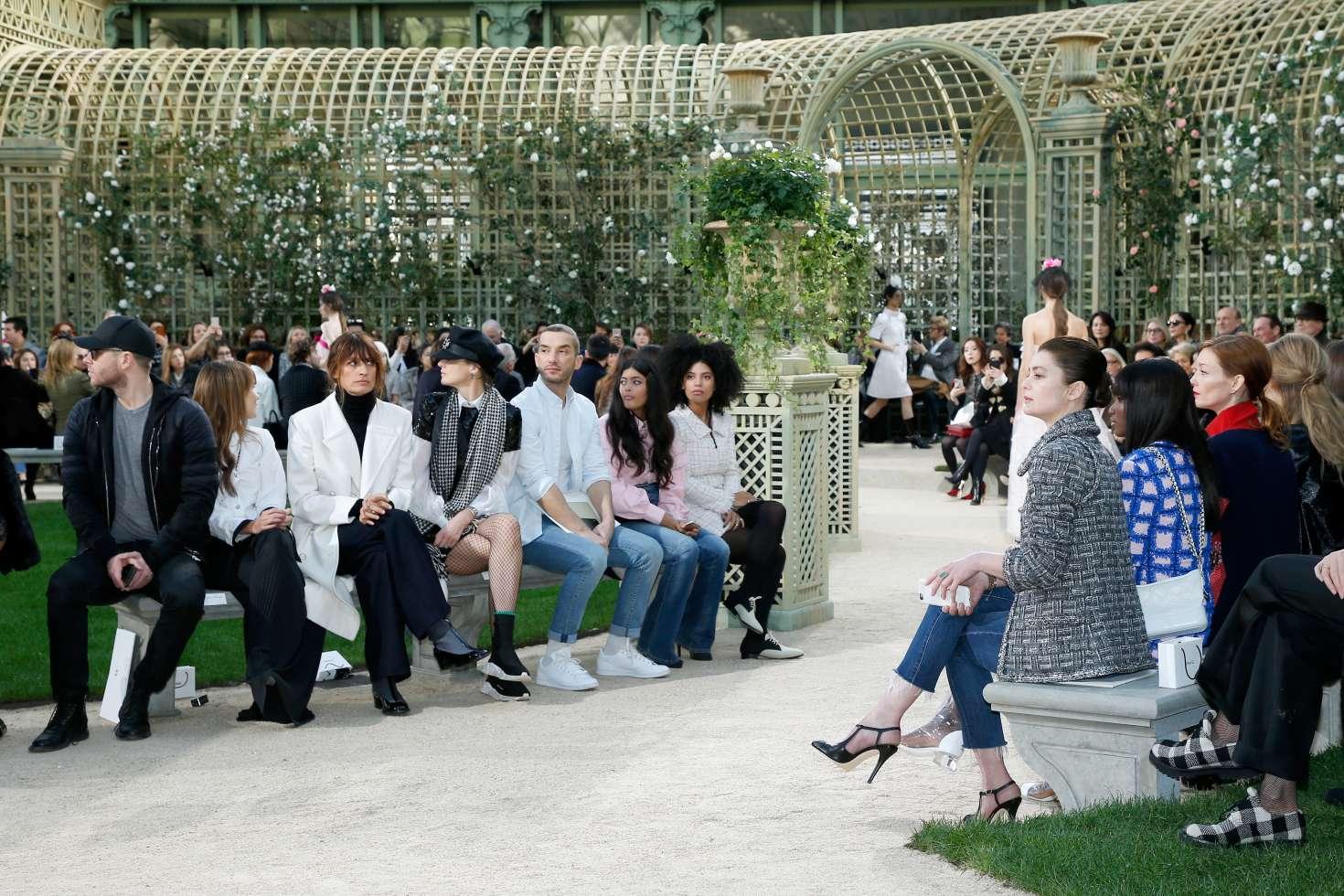 Aurelie Dupont 2018 : Aurelie Dupont: Chanel Haute Couture SS 2018 Show -08