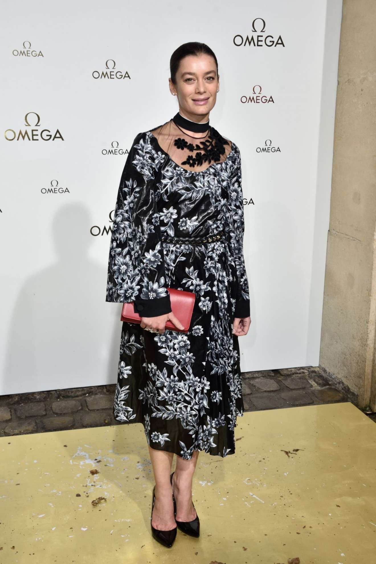 Aurelie Dupont – Omega Her Time Exhibition Launch Party in Paris