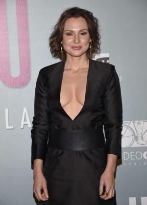 Aurora Gil - 'Las Aparicio' Premiere in Mexico