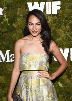 Aurora Perrineau - Max Mara Women In Film Face Of The Future Award Event 2015 in West Hollywood