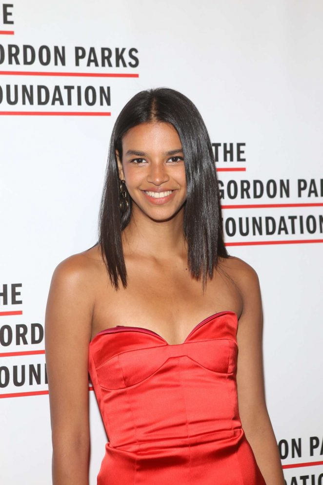 Austria Ulloa - Gordon Parks Foundation Awards Dinner in New York