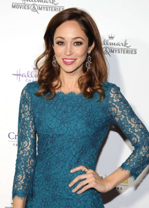 Autumn Reeser - Hallmark Channel TCA Press Tour in Pasadena