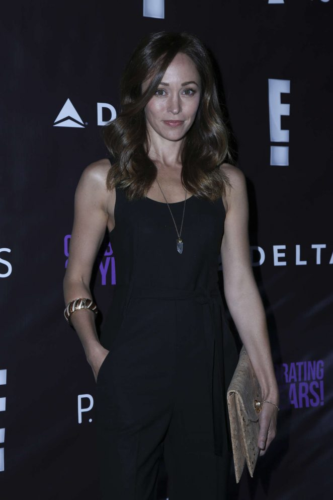 Autumn Reeser - PS Arts the Party in Los Angeles