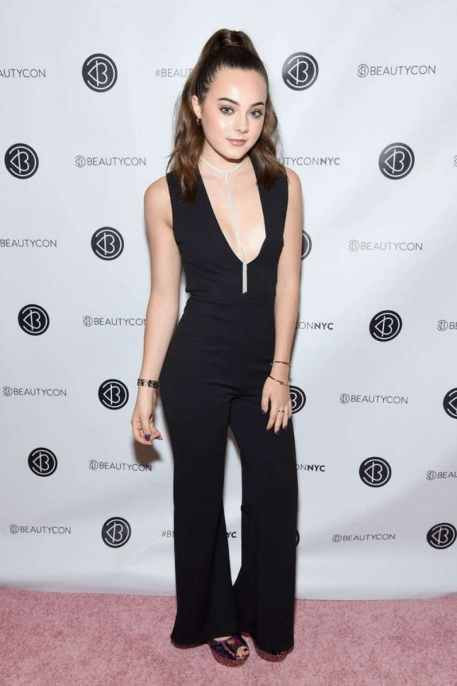 Ava Allan - 3rd Annual BeautyCon Festival in New York