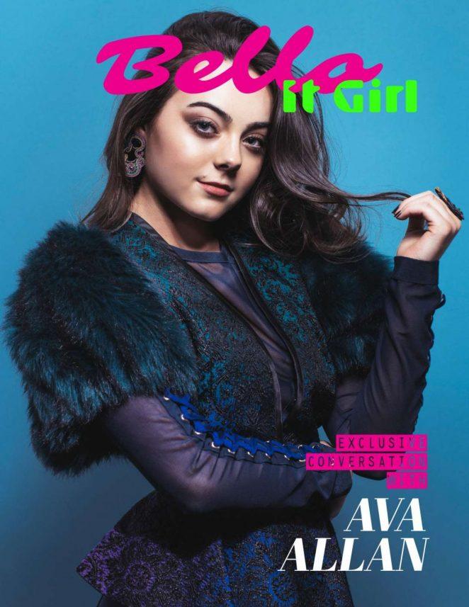Ava Allan - Bello Magazine (March 2018)