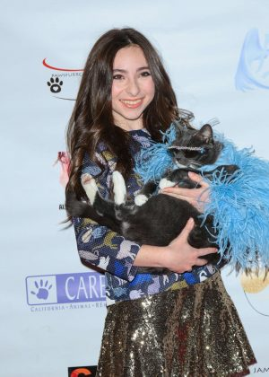 Ava Cantrell - Paws Furr Cause Benefit in Los Angeles