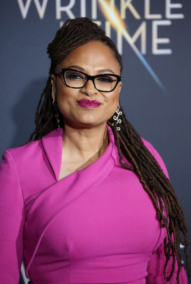 Ava DuVernay - 'A Wrinkle in Time' Premiere in Los Angeles