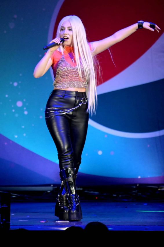 Ava Max - B96 Pepsi Summer Bash 2019 in Rosemont