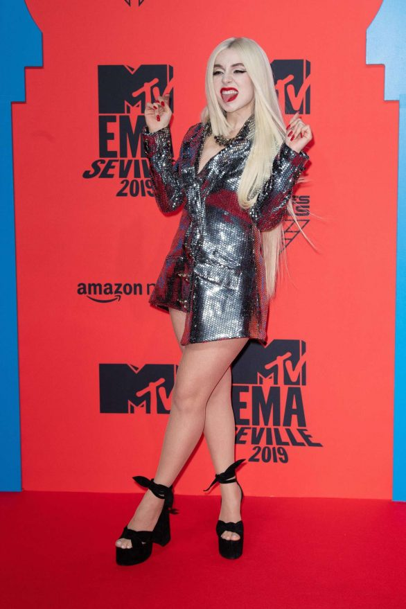 Ava Max - MTV European Music Awards 2019 in Seville