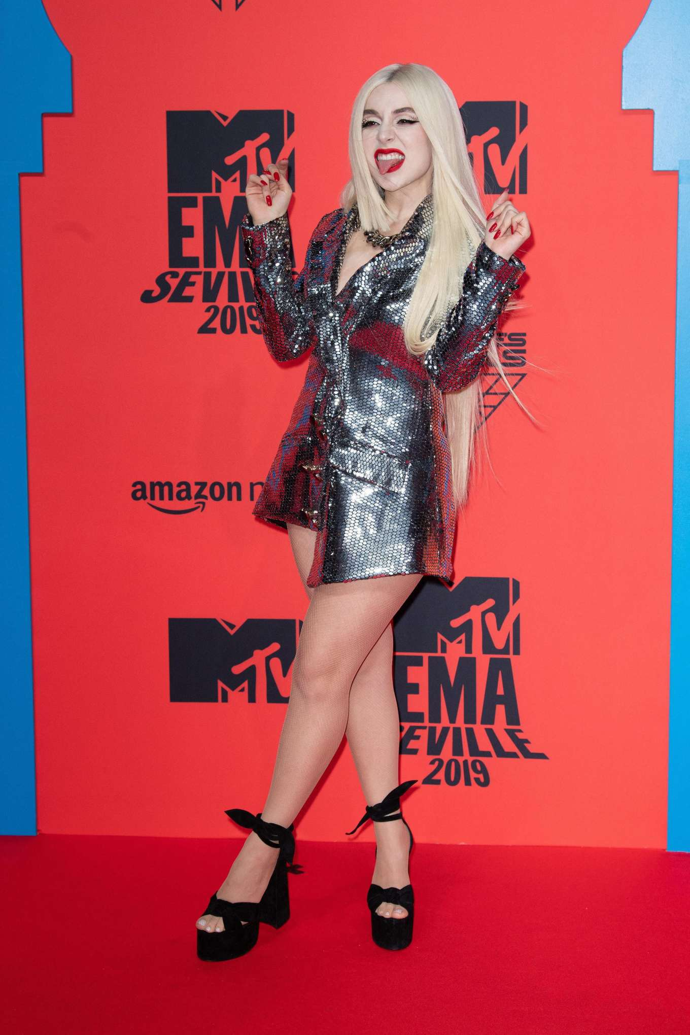 Ava Max - MTV European Music Awards 2019 in Seville