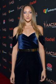 Ava Michelle - 2020 AACTA International Awards in West Hollywood