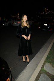 Ava Michelle - Outside Viacom's Brandon TV Christmas Gala & Studio Launch in Burbank