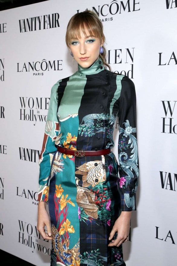 Ava Michelle - Vanity Fair and Lancome Women In Hollywood Celebration in West Hollywood