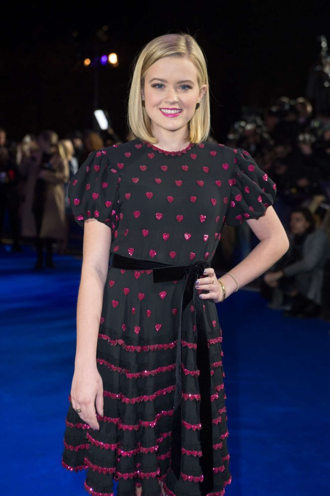 Ava Phillippe - 'A Wrinkle In Time' Premiere in London