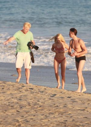 Ava Sambora: Bikini Photoshoot -10