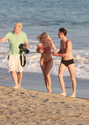 Ava Sambora: Bikini Photoshoot -12