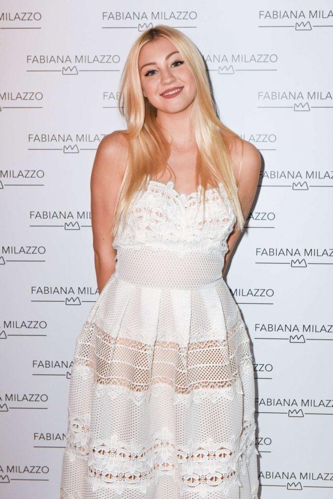 Ava Sambora - Fabiana Milazzo store opening in Los Angeles