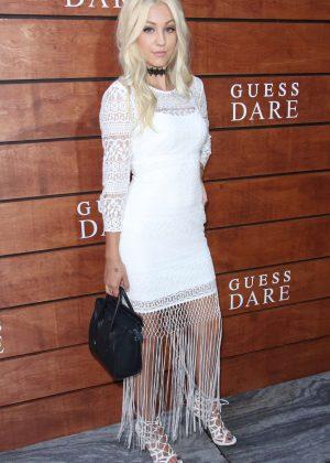 Ava Sambora - Guess 'Dare' Fragrance Launch in Los Angeles