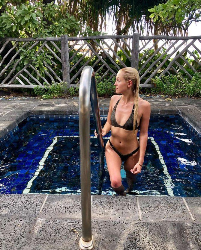 Ava Sambora in Bikini - Instagram Pics