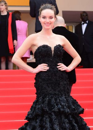Ava West - Closing Ceremony of the 2016 Cannes Film Festival