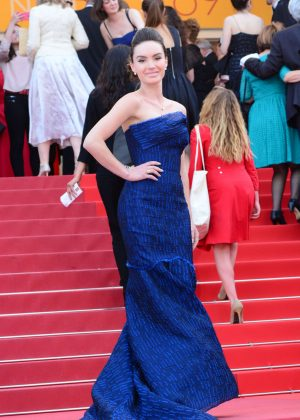 Ava West: Loving Premiere at 2016 Cannes Film Festival -03