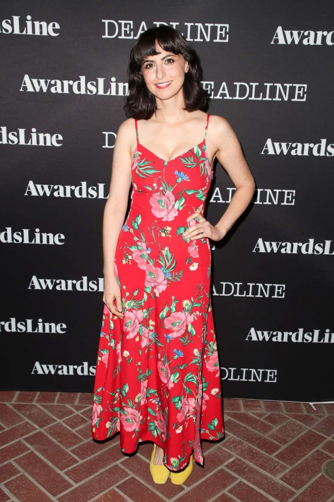 Avital Ash - 2018 Deadline Awards Season Kickoff Party in LA