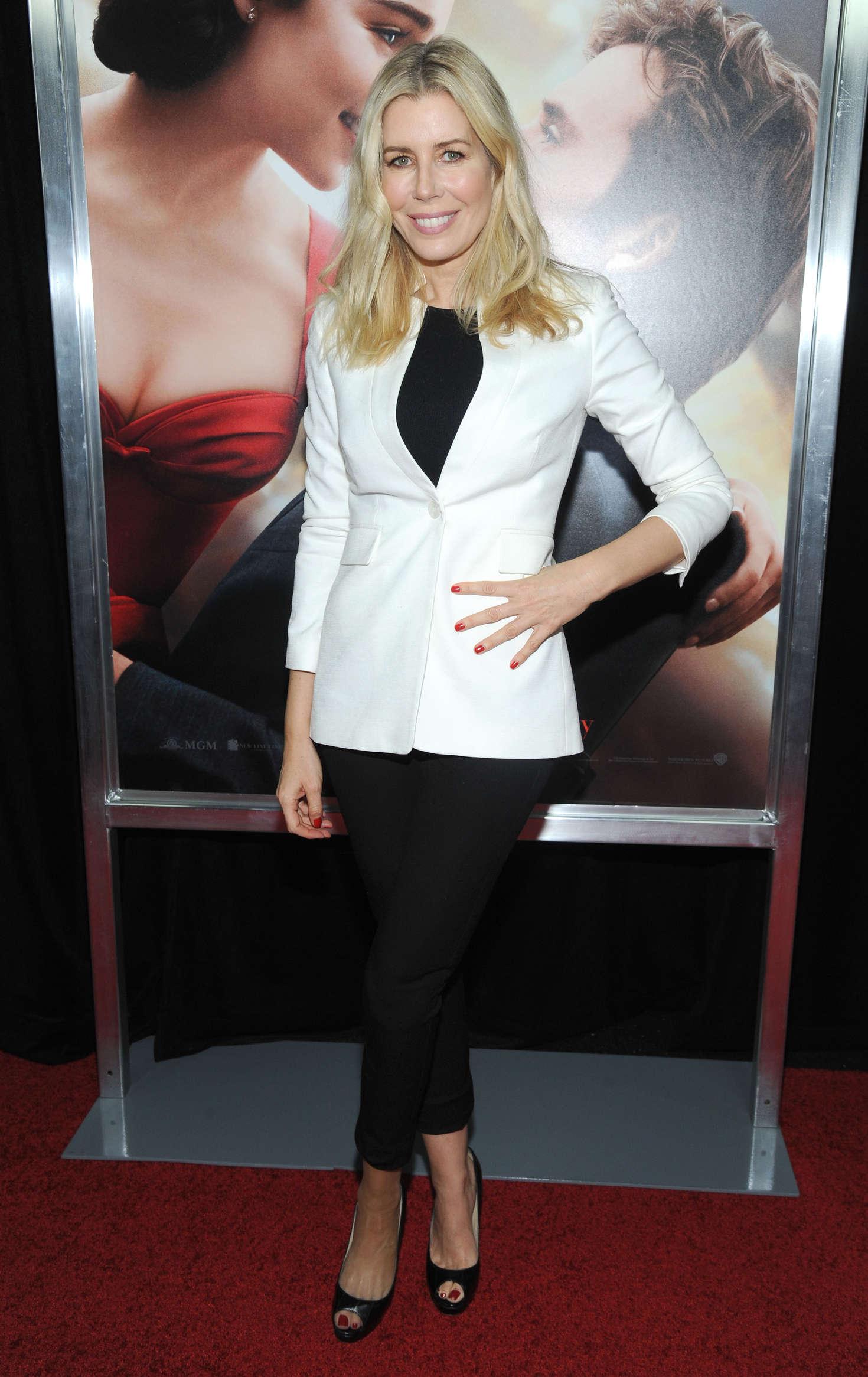 Aviva Drescher - 'Me Before You' Premiere in New York