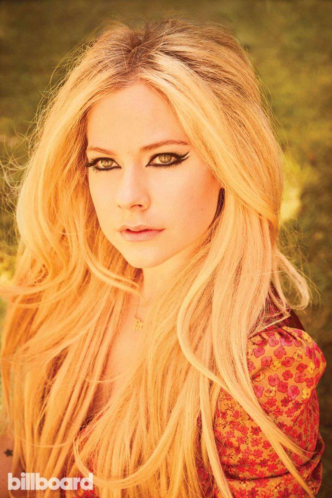 Avril Lavigne - Billboard Magazine (October 2018)