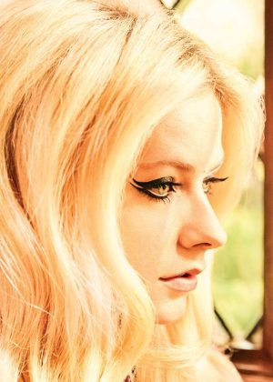 Avril Lavigne Billboard Magazine October 2018