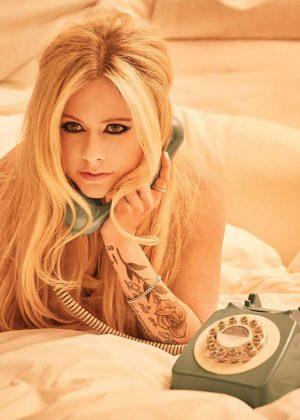 Avril Lavigne - Billbo... Megan Fox