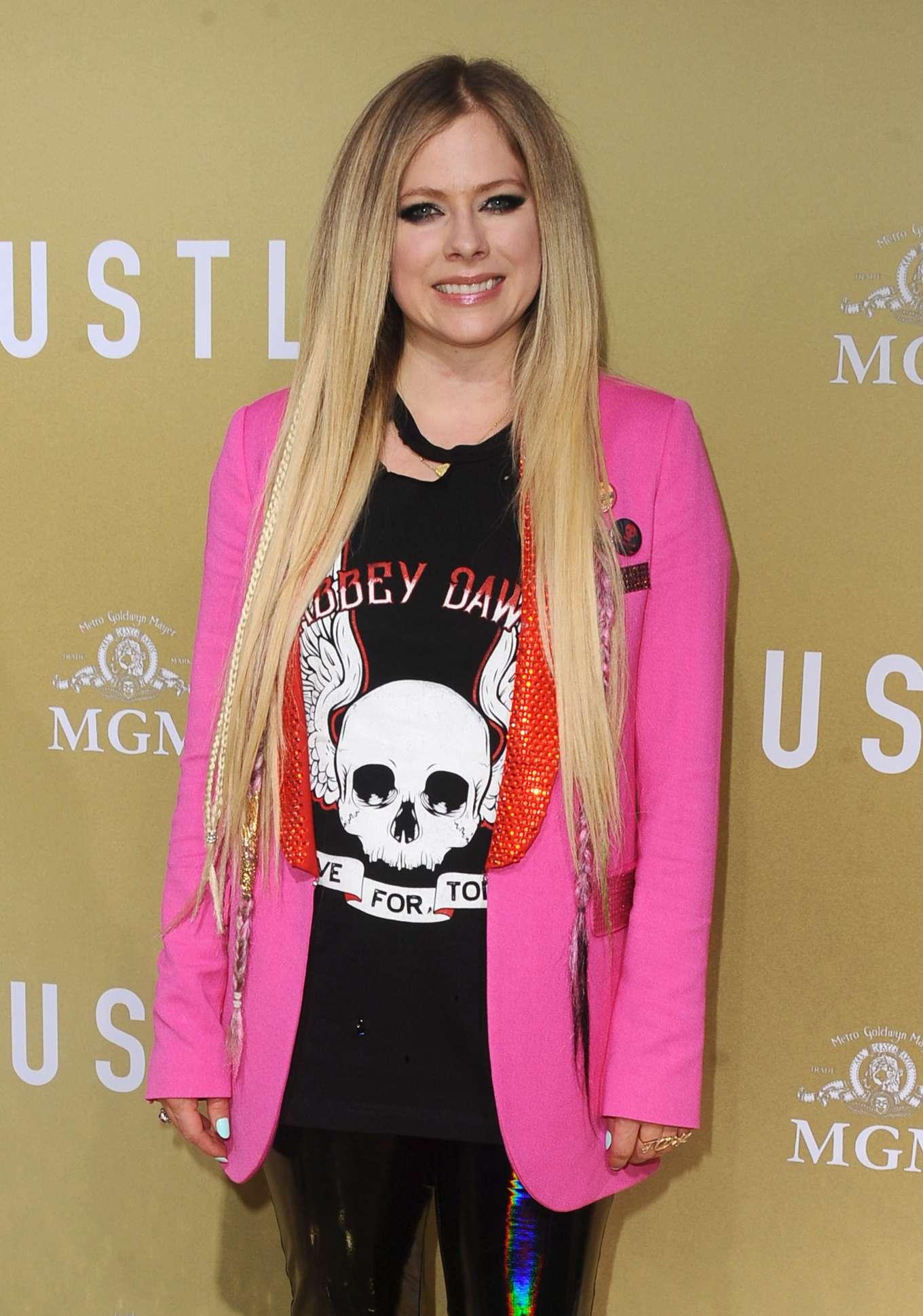 Avril Lavigne 2019 : Avril Lavigne: The Hustle LA Premiere -10