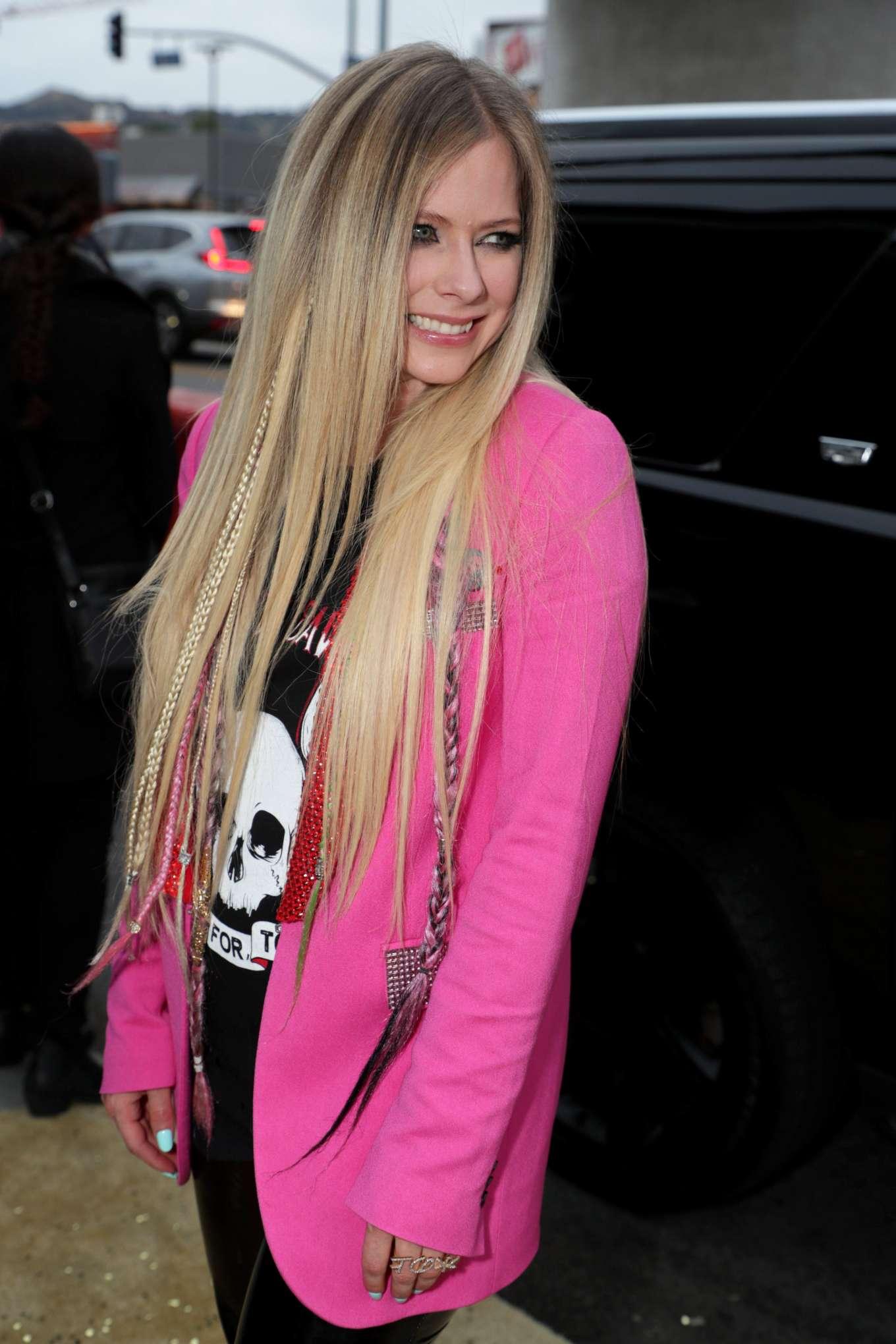 Avril Lavigne 2019 : Avril Lavigne: The Hustle LA Premiere -15