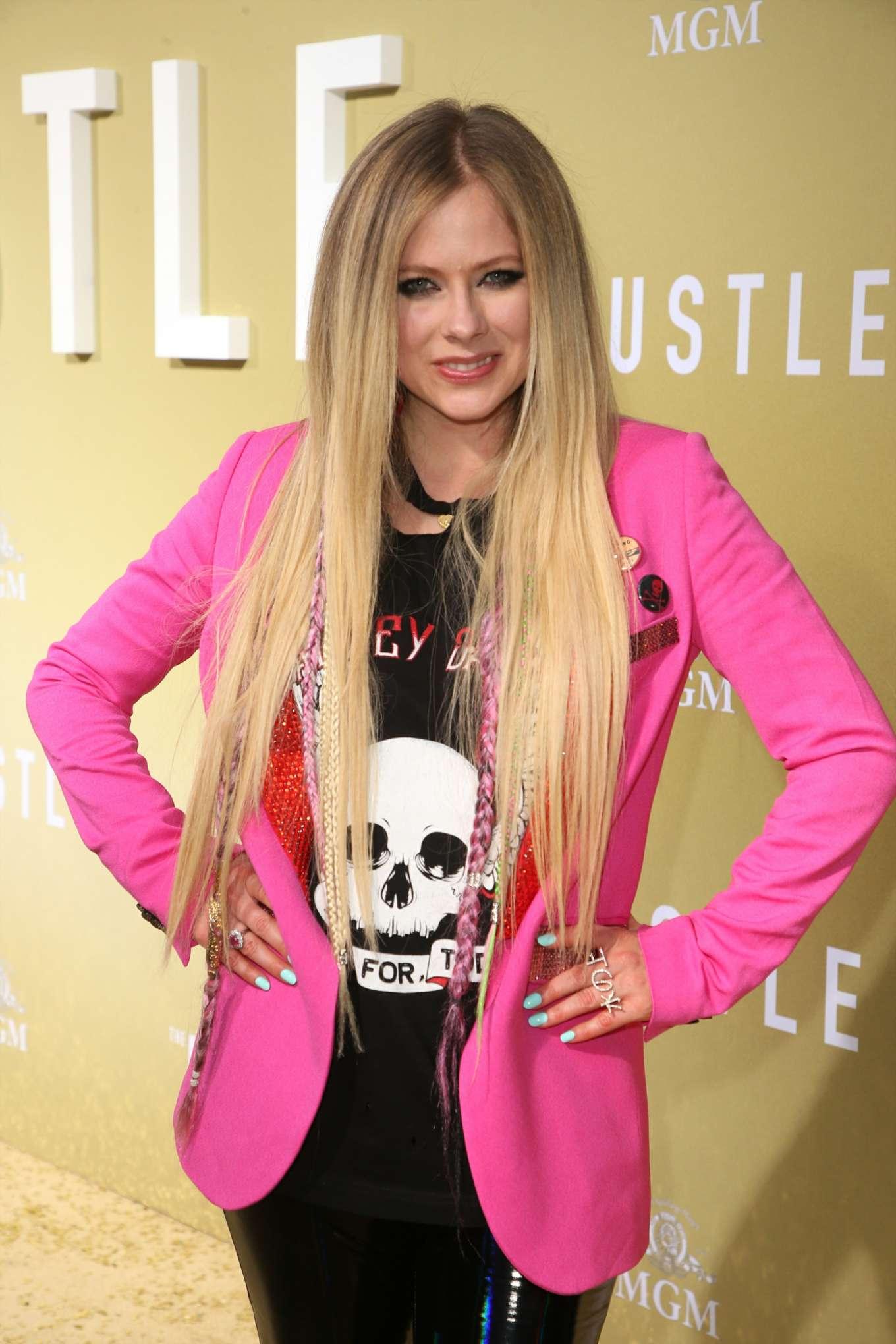Avril Lavigne 2019 : Avril Lavigne: The Hustle LA Premiere -20