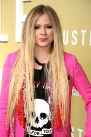 Avril Lavigne - 'The Hustle' Premiere in Los Angeles