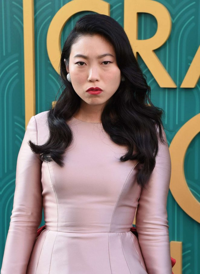 Awkwafina 'Crazy Rich Asians' film premiere, Los Angeles