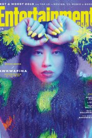 Awkwafina - Entertainment Weekly - Entertainers of the Year (December 2019)