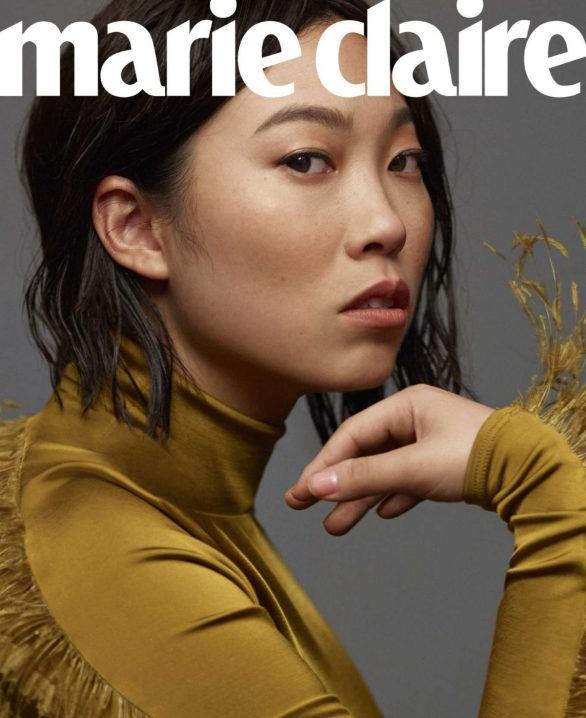 Awkwafina - Marie Claire US Magazine (October 2019)