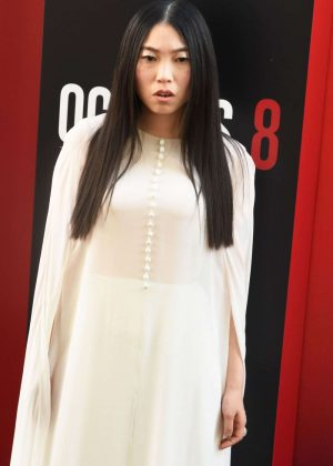 Awkwafina - Ocean's 8 Premiere photocall In New York